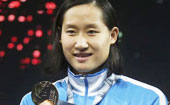 视频:刘子歌200米蝶泳夺冠