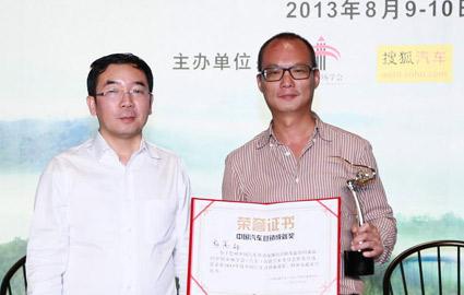 东风日产乘用车公司市场销售总部副总部长 杨嵩