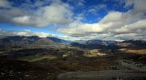 八月新西兰体验滑雪 冰火两重天