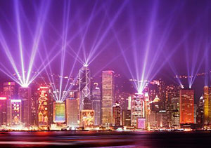 购物先锋:先去深圳,再达香港