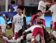 上海U20男足夺冠