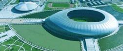 东丽文体中心体育馆