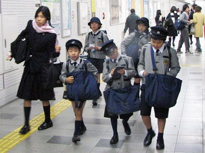 日本中小学生 补习学校