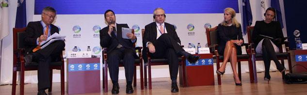 讨论会:国际化人才是怎样炼成的