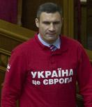 大克里钦科投身政坛