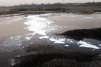 汉口北环境污染