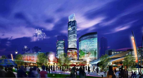 围绕蓝色硅谷产业创业带建设,以青岛国际创新园,海洋生物产业园等特色