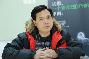 广汽乘用车有限公司副总经理古惠南
