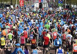 八问题自测能否参加马拉松