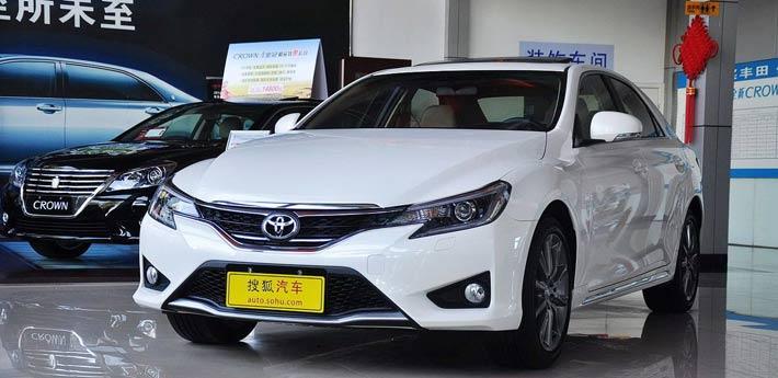 一汽丰田锐志全系优惠0.8万有现车