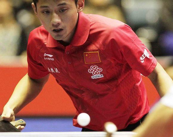 世乒赛中国揭幕战3-0巴西 男团首秀开门红
