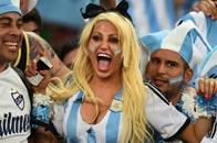 阿根廷巨胸美女