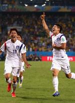 俄罗斯1-1韩国