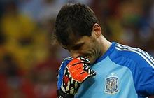 卫冕冠军西班牙小组出局 重演意法悲剧