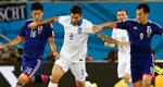 日本0-0憾平10人希腊