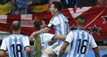 阿根廷1-0绝杀伊朗
