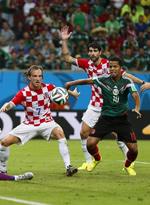 克罗地亚1-3墨西哥