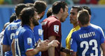 铁卫染红意大利0-1遭淘汰