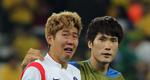韩国出局球员捂脸痛哭
