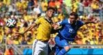 希腊0-3哥伦比亚