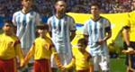 球童安排证明梅西是球王