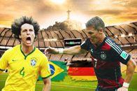 德国巴西对位