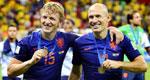 荷兰3-0完胜巴西获季军