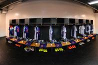 全景世界杯:探秘荷兰更衣室