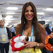 世界杯女主播秀