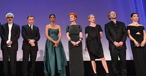 第71届威尼斯电影节开幕