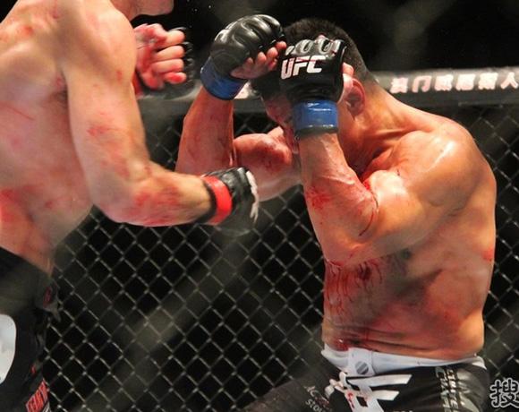 UFC澳门赛