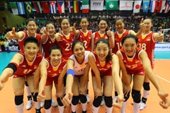 2014女排世锦赛中国队评分
