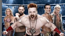 WWE美式经典摔跤娱乐秀