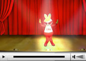 安安兔安全公益宣传片