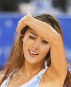 篮球宝贝舞姿曼妙