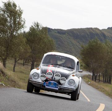 一辆车一段故事 从甲虫军团聊至高龄赛车