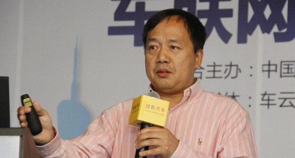 广汽集团电子电器研究院首席总师 黄少堂