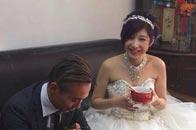 柏佳骏大婚新娘美艳