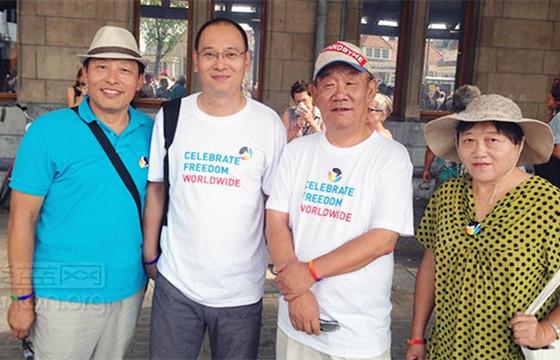 中国知名性学者彭晓辉、方刚、潘绥铭、李银河,其中三位遭遇了威胁