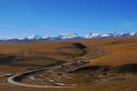 西藏304省道沿途风光