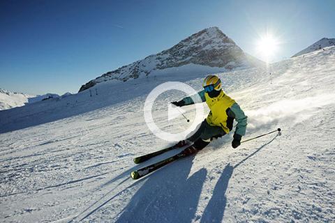 畅滑加拿大大白山 滑雪发烧友梦想之地