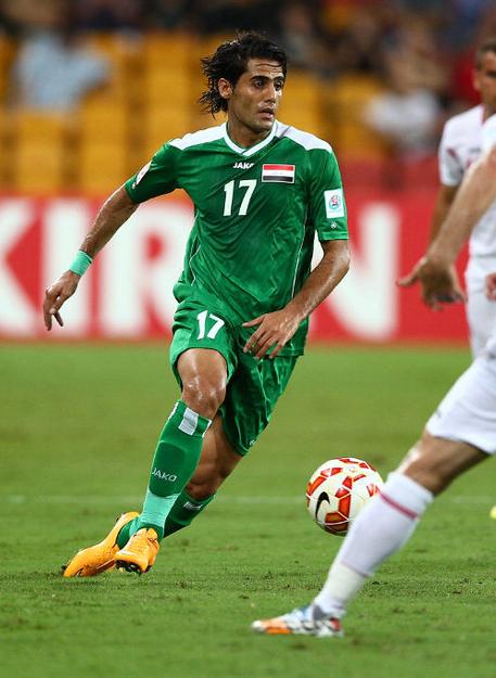 伊拉克1-0约旦
