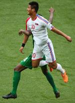 沙特4-1朝鲜