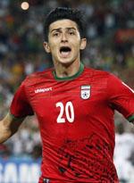 卡塔尔0-1伊朗