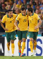 澳大利亚2-0阿联酋