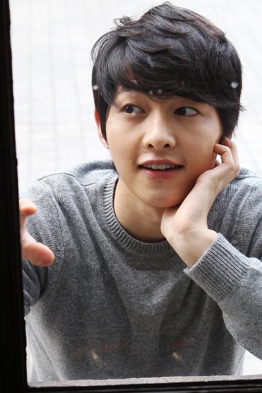 《善良的男人》崭露头角的韩国可爱萌男生宋仲基将