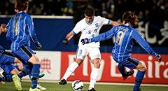 哈默德破门汪嵩折射 富力2-0大阪迎开门红