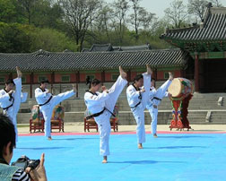 韩国跆拳道旅游