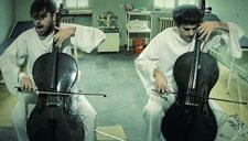古典美男演绎蛇精病 克罗地亚双人组提琴双杰