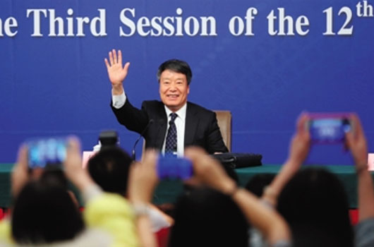 发改委主任徐绍史答记者问